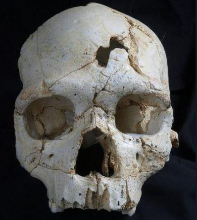 El primer asesinato de la Historia ocurrió en Atapuerca