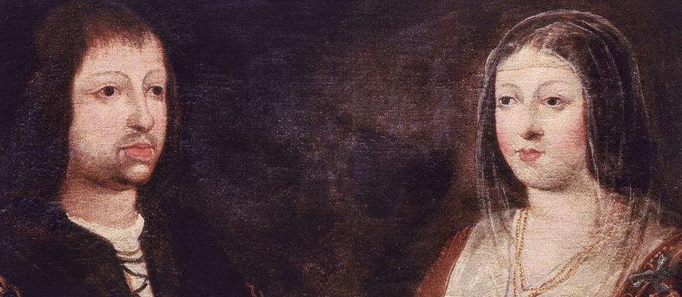 Isabel y Fernando. Los Reyes Católicos