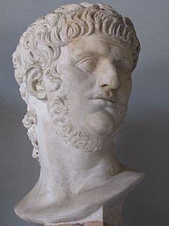 13 de Octubre del 54 Nerón es proclamado emperador