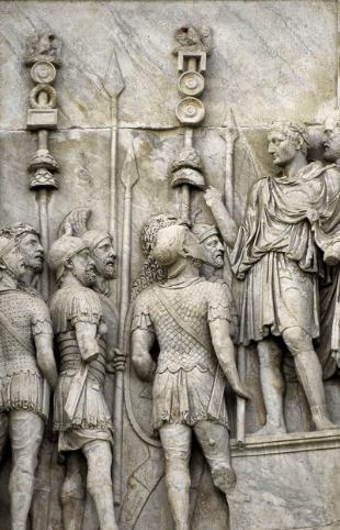 Los generales más importantes del Imperio Romano