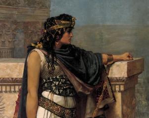 Zenobia la soberana del Imperio de Palmira