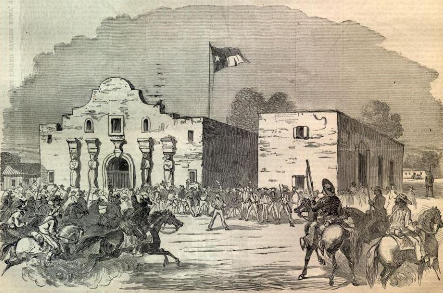 2 Octubre 1835 Se libra la Batalla de González