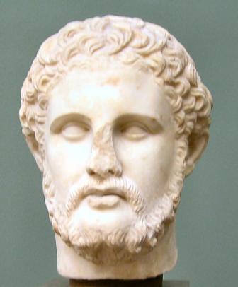 Filipo II de Macedonia el padre de Alejandro Magno