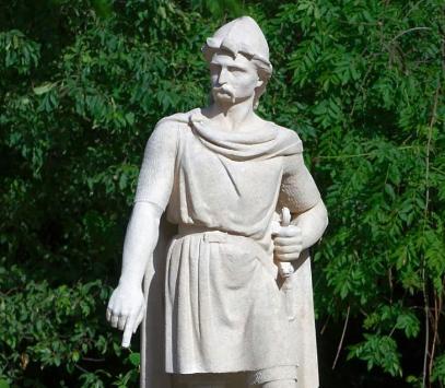 Hrolf Ganger el vikingo que se convirtió en Duque de Normandía