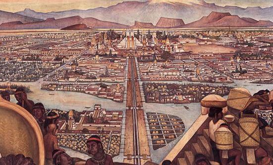 Las ciudades más antiguas de México