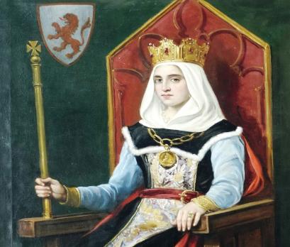 Urraca I de León y Castilla la primera reina de Europa