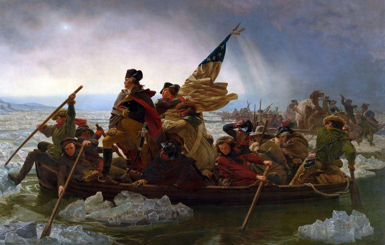 26 Diciembre 1776 En la Batalla de Trenton