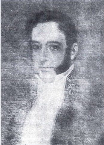 Agustín Jerónimo de Iturbide el hijo de Agustín de Iturbide