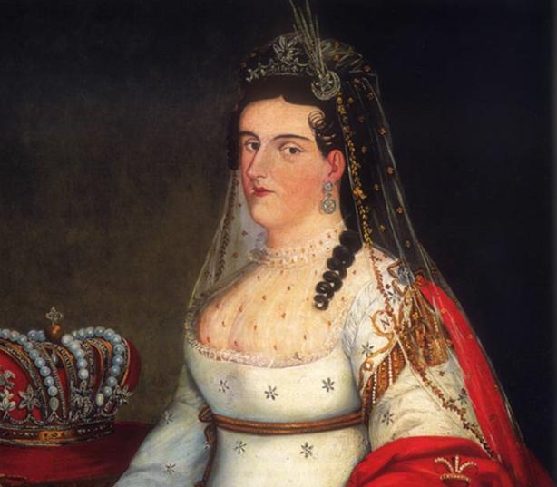 Ana María Huarte la primera Emperatriz de México
