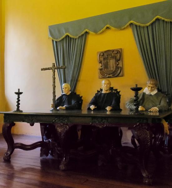 9 Enero 1570 Felipe II ordena la implantación de la Inquisición en Perú