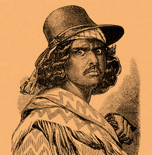 """Joaquín Murrieta el verdadero """"Zorro"""""""