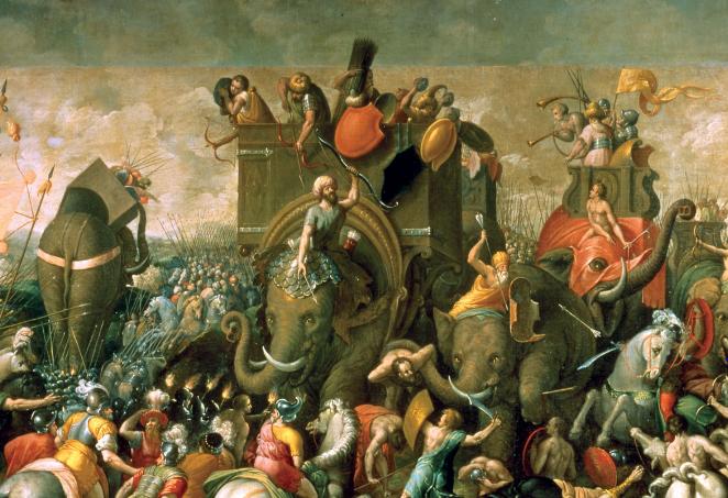 10 Marzo 241 a.C tiene lugar la Batalla de las Islas Egadas durante la Primera Guerra Púnica