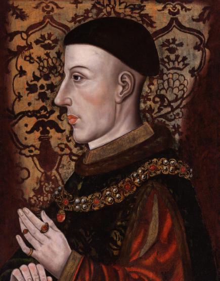 21 Marzo 1413 Enrique V sube al trono inglés
