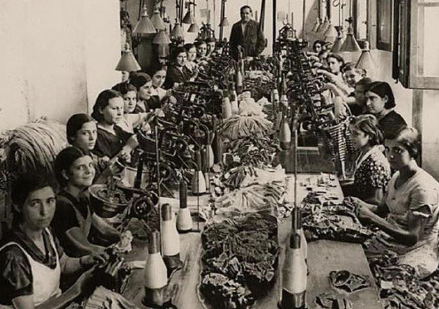8 Marzo 1908 el Incendio de la Cotton Textil Factory es el origen de la celebración del día de la mujer