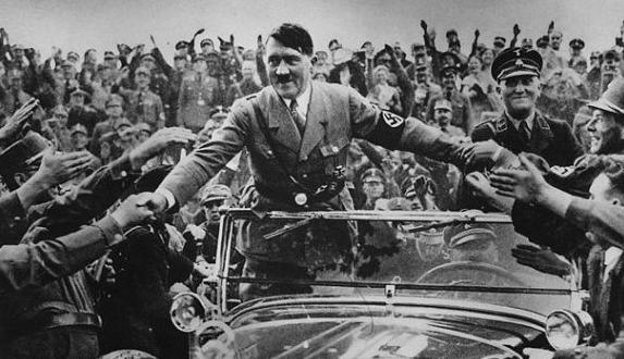 5 Marzo 1933 en Alemania el Partido Nazi vence en las elecciones