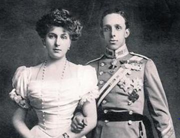 31 Mayo 1906 Alfonso XIII y Victoria Eugenia de Battenberg contraen matrimonio y sufren un atentado a la salida de la iglesia