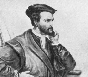 10 Mayo 1534 Jacques Cartier llega a Terranova