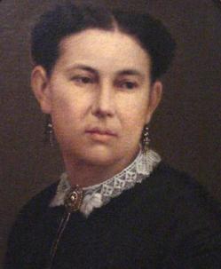 Margarita Maza la esposa de Benito Juárez