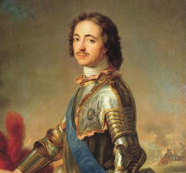 27 Mayo 1703 el Zar Pedro I funda la ciudad de San Petersburgo