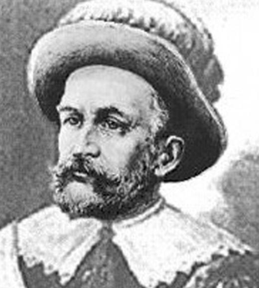 24 Mayo 1626 Peter Minuit compra la isla de Manhattan