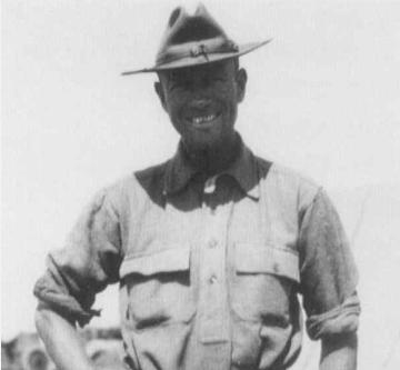 Roy Chapman Andrews el explorador estadounidenses en el que muchos creen ver a Indiana Jones