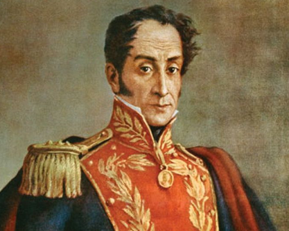26 Mayo 1802 Simón Bolívar contrae matrimonio con María Teresa del Toro