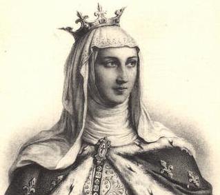 Blanca de Castilla la madre del Rey Santo