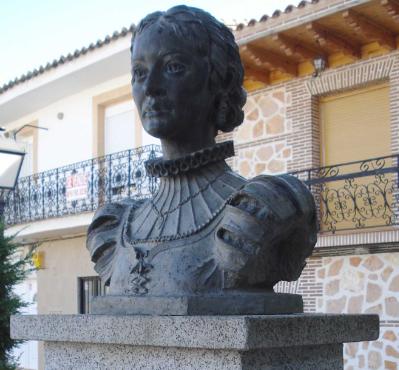 Catalina de Salazar la esposa de Miguel de Cervantes