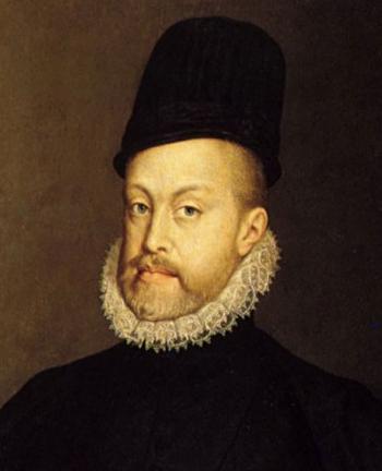 Los hijos de Felipe II de España