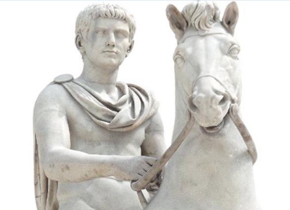 Incitatus el caballo que llegó a tener un puesto en el Senado Romano