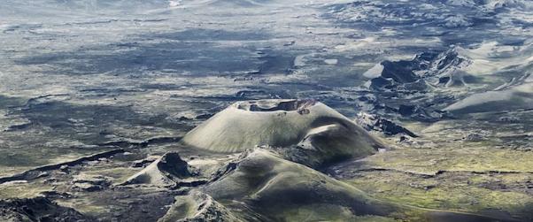 8 Junio 1783 entra en erupción el volcán Laki durante 8 meses