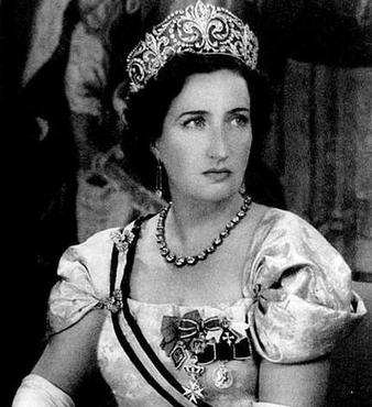 María de las Mercedes de Borbón la madre de Juan Carlos I de España