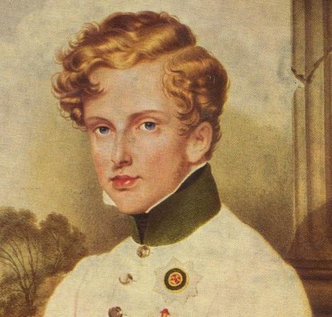 Napoleón II Bonaparte el hijo de Napoleón