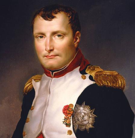22 Junio 1815 Napoleón abdica por segunda vez poniendo fin al gobierno de los Cien Días