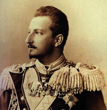 Alejandro I el primer Príncipe de la Bulgaria moderna