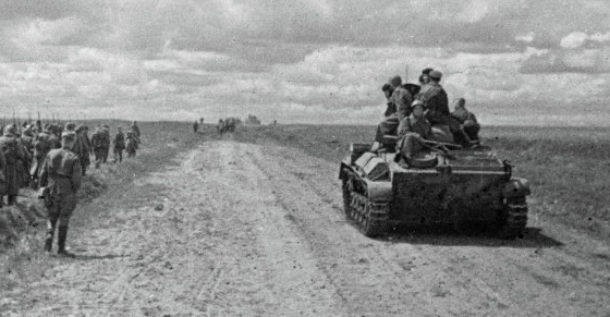 5 Julio 1943 durante la Segunda Guerra Mundial tiene lugar la Batalla de Kursk