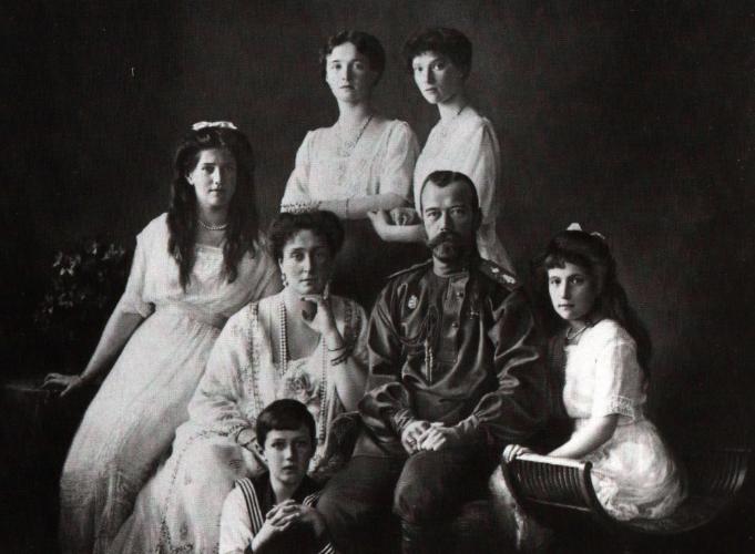 El origen de la dinastía Romanov