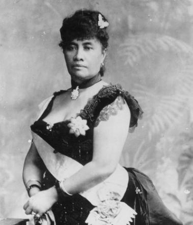 Liliuokalani la última reina de Hawaii