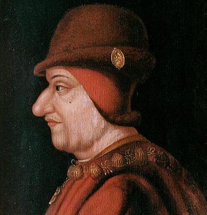 3 Julio 1423 nace el rey Luis XI de Francia