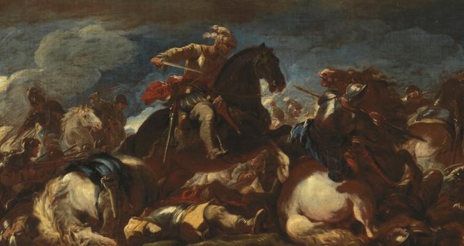 10 Agosto 1557 se produce la Batalla de San Quintín