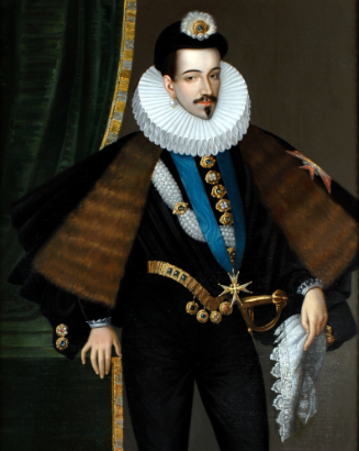 2 Agosto 1589 fallece Enrique III de Francia tras ser apuñalado por un monje dominico