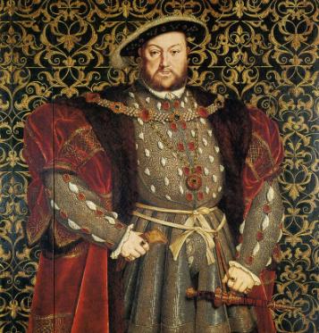Los hijos legítimos de Enrique VIII de Inglaterra