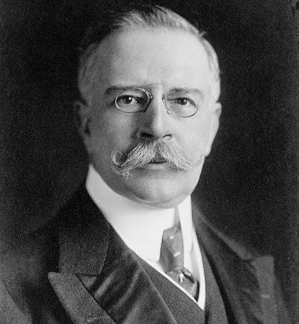 23 Septiembre 1939 fallece Francisco León de la Barra Presidente de los Estados Unidos Mexicanos