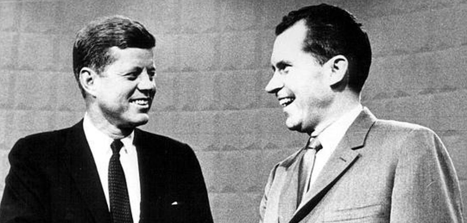 26 Septiembre 1960 se produce el primer debate televisado de la Historia