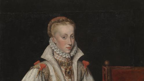 26 Octubre 1580 fallece Ana de Austria la última esposa de Felipe II de España