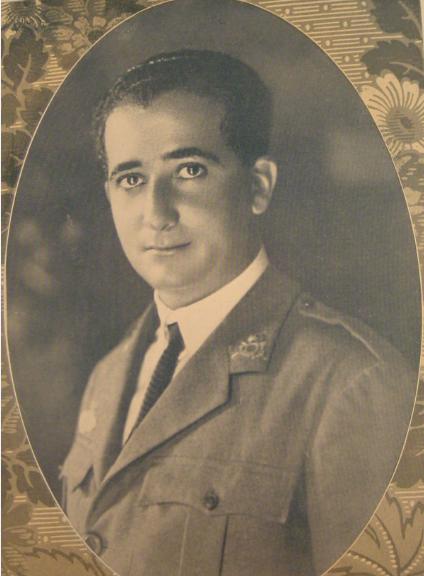 28 Octubre 1938 fallece Ramón Franco hermano de Francisco Franco