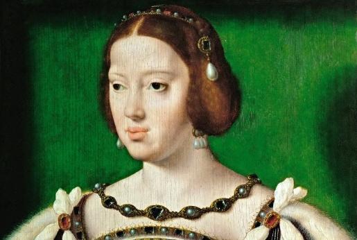15 Noviembre 1498 nace Leonor de Habsburgo primogénita de Juana I de Castilla