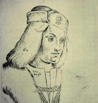 23 Noviembre 1499 Perkin Warbeck pretendiente al trono de Inglaterra es ahorcado