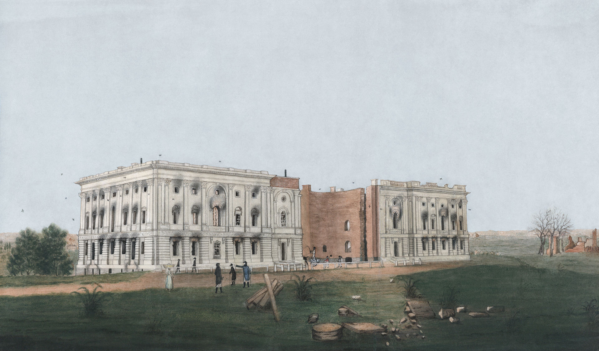 18 de agosto de 1812 Estados Unidos por primera vez