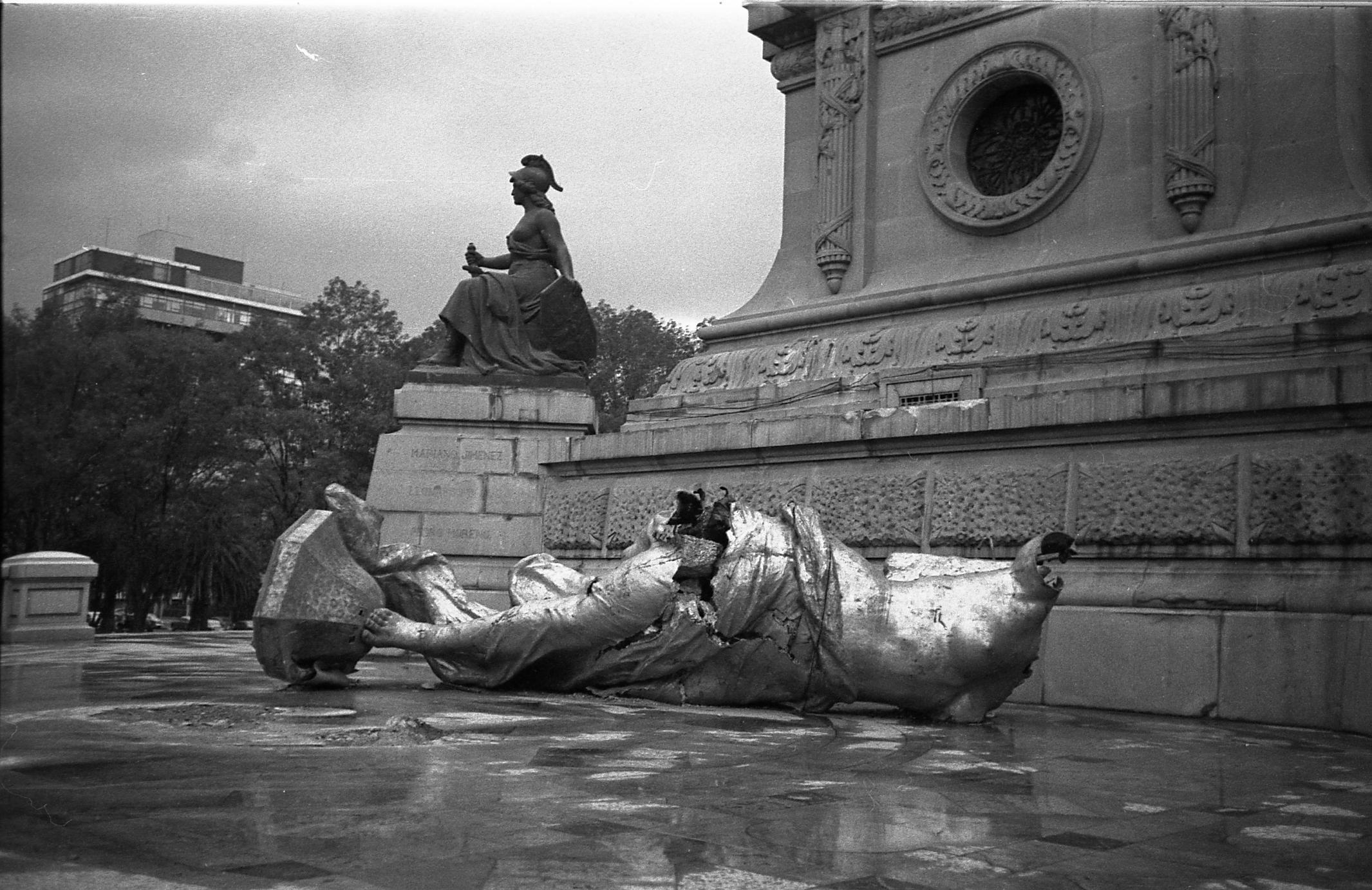 28 de julio de 1957 La Ciudad de México es asolada por un terremoto de intensidad IX